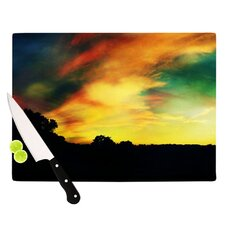 A Dreamscape Revisited Cutting Board