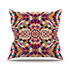 <strong>KESS InHouse</strong> Rebel Ya Throw Pillow