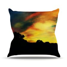 A Dreamscape Revisited Throw Pillow