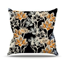 <strong>KESS InHouse</strong> Crocus Throw Pillow