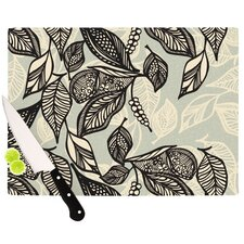 Java Leaf Cutting Board
