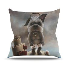 <strong>KESS InHouse</strong> Grover Throw Pillow