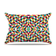 Retro Grade Microfiber Fleece Pillow Case
