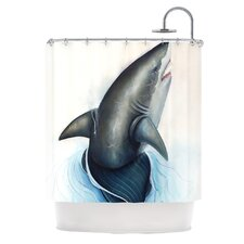 Lucid Polyester Shower Curtain