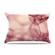 Bubbles Microfiber Fleece Pillow Case