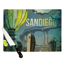 San Diego Cutting Board