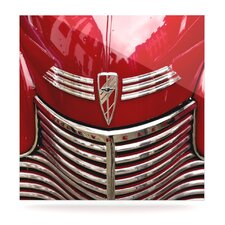 Chevy by Ingrid Beddoes Graphic Art Plaque