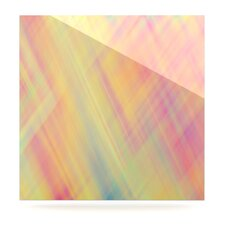 <strong>KESS InHouse</strong> Pastel Abstract Floating Art Panel