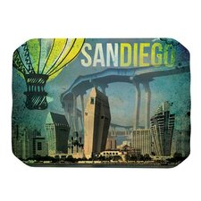 San Diego Placemat