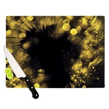 Moonlight Dandelion Cutting Board