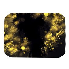 Moonlight Dandelion Placemat