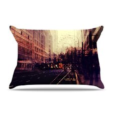 London Microfiber Fleece Pillow Case