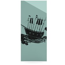 Ship by Jaidyn Erickson Graphic Art Plaque