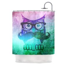 Showly Polyester Shower Curtain