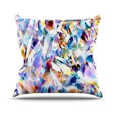 Buzz by Gabriela Fuente Throw Pillow