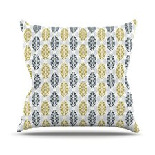 Seaport by Julie Hamilton Throw Pillow