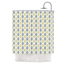 Seaport Polyester Shower Curtain