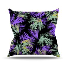 Tropical Fun Throw Pillow