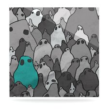 Ghosts by Jaidyn Erickson Graphic Art Plaque