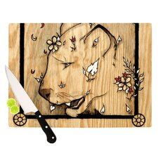 Panther Cutting Board