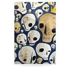 Skulls by Jaidyn Erickson Graphic Art Plaque