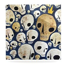 Skulls by Jaidyn Erickson Graphic Art Plaque