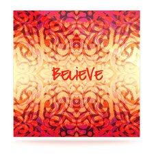 Tattooed Believer Wall Art