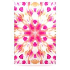 Batik Mandala by Iris Lehnhardt Painting Print Plaque