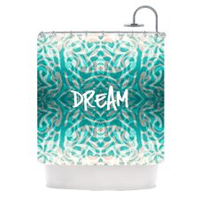Tattooed Dreams Polyester Shower Curtain