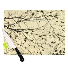Boughs Neutral Cutting Board