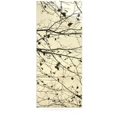 Boughs Neutral Floating Art Panel