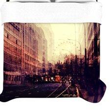 """""""London"""" Woven Comforter Duvet Cover"""