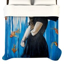 Sink or Swim Duvet Cover