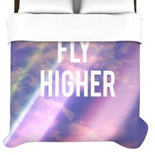 <strong>KESS InHouse</strong> Fly Higher Duvet Cover