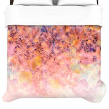 Blushed Geometric Duvet Cover