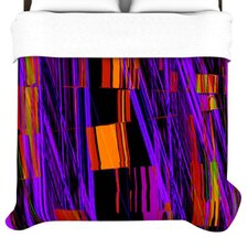 Threads Duvet Cover