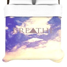 <strong>KESS InHouse</strong> Breathe Duvet Cover