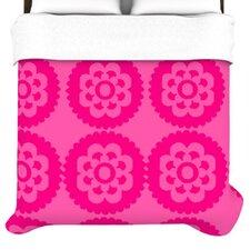 """Moroccan"" Woven Comforter Duvet Cover"