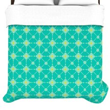 Hive Blooms Duvet Cover