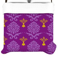 Crowns Duvet Cover