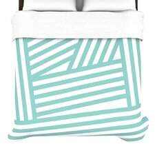 <strong>KESS InHouse</strong> Stripes Duvet Cover