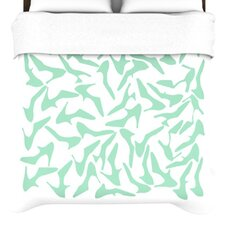 <strong>KESS InHouse</strong> Shoe Duvet Cover