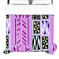 American Blanket Pattern II Duvet Cover