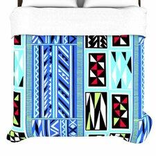 American Blanket Pattern Duvet Cover
