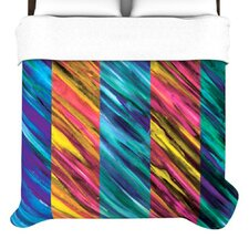 <strong>KESS InHouse</strong> Set Stripes I Duvet Cover