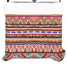 <strong>KESS InHouse</strong> Native Tessellation Duvet Cover