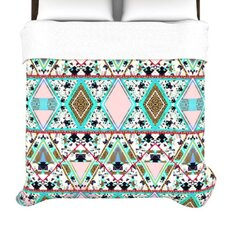 Deco Hippie Duvet Cover