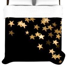 """""""Twinkle"""" Woven Comforter Duvet Cover"""