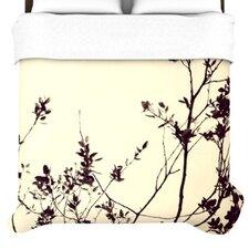 """""""Silhouette"""" Woven Comforter Duvet Cover"""