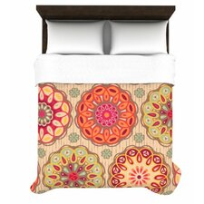 Festival Folklore Duvet Cover Collection